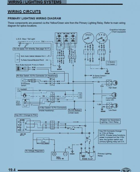 Wiring diagrams | Victory Motorcycle ForumVictory Forums